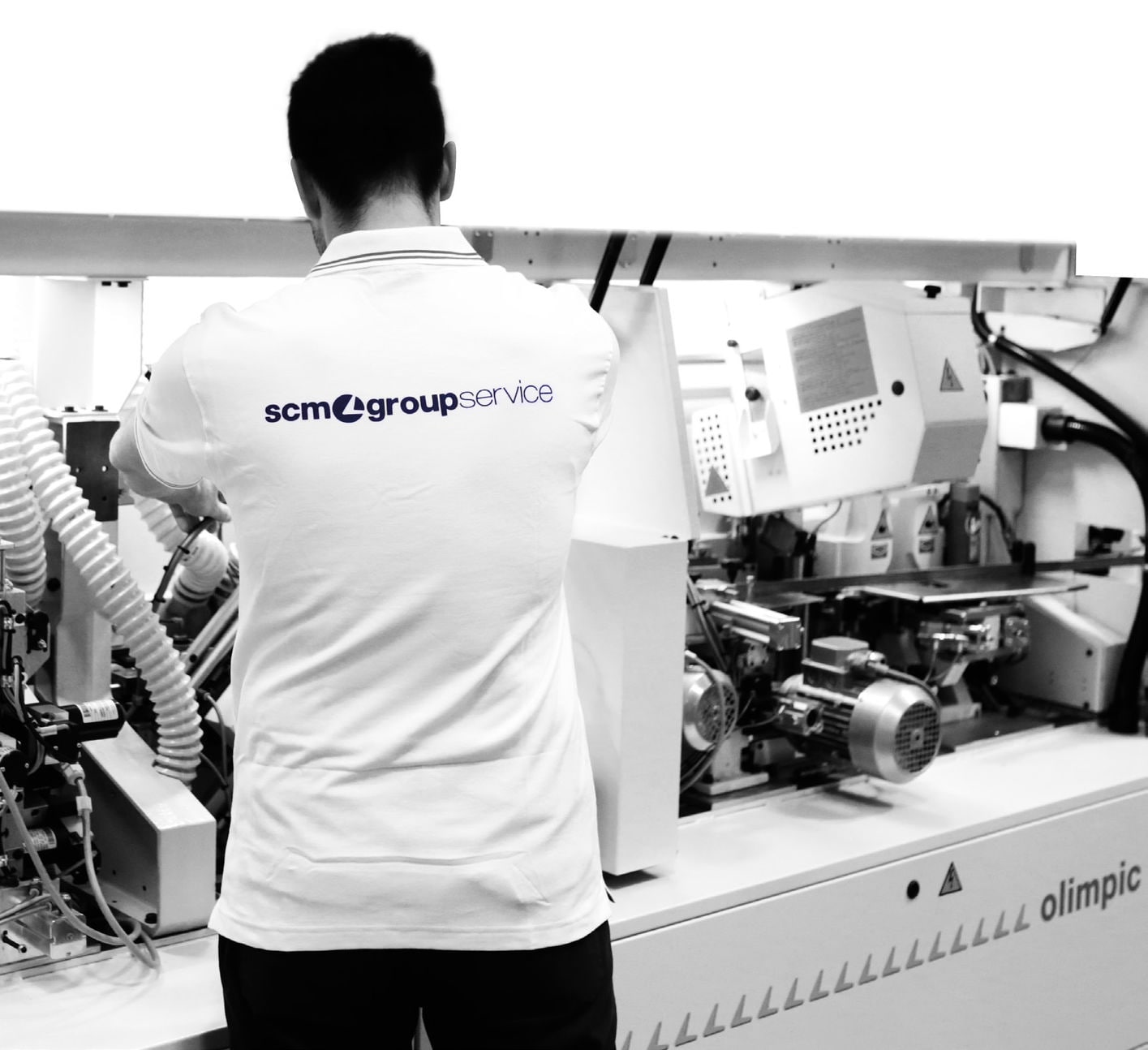 Service Assistance Woodworking Machines - SCM Group