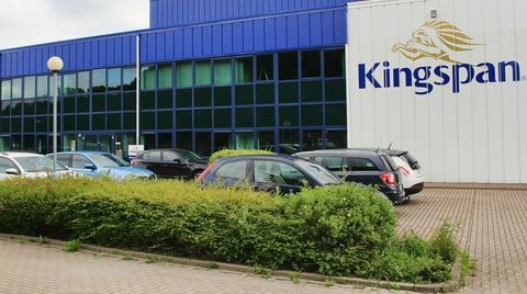 SCM Group: another success achieved with Kingspan in Germany.