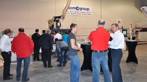 Canadiano Drolet Open House