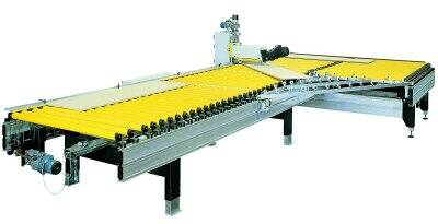 Automation systems - Machines for automation systems - mahros panel rotation system