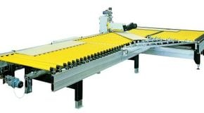 Automatic Device for Mahros Panel Rotation System - SCM Group