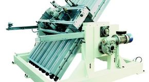 Automatic Devices to Flip Panels Mahros Flippers - SCM Group