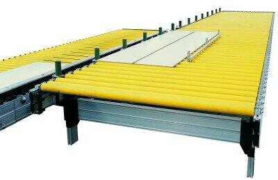 Automation systems - Machines for automation systems - mahros conveyors