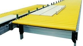 Automatic Horizontal Conveyors Mahros Conveyors - SCM Group