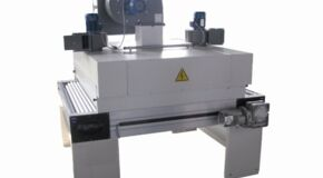 Workpiece Pre-Heater - SCM Group