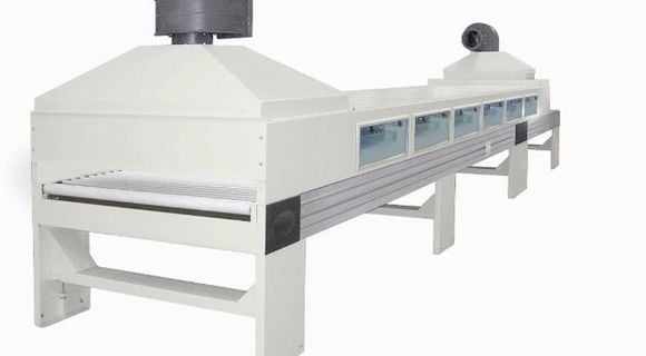 Counter-Flow Dryer UMI/UMA - SCM Group