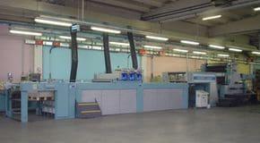UV Dryers Streamcure - SCM Group