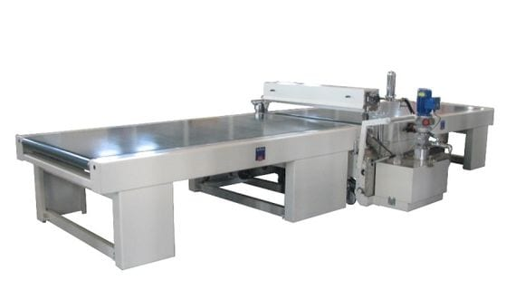 Lackgiessmaschine Valtorta VAL/B - SCM Group