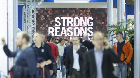 110,000 STRONG REASONS WHY: Scm Group at Holz-Handwerk!