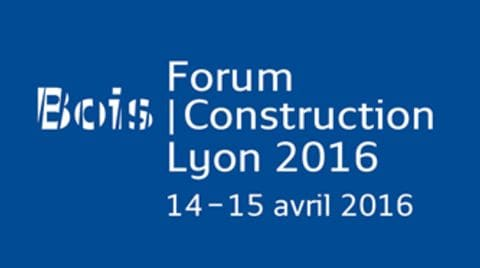 Forum Bois Construction 2016