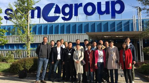 Scm Group Customer Tours