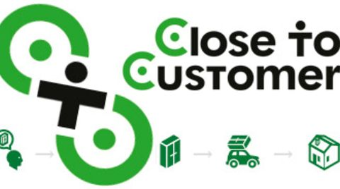 Close to customer