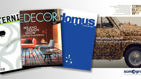 Elle Decor, Domus, Interni