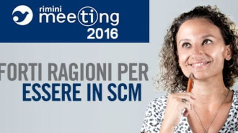 Scm Group al Meeting di Rimini
