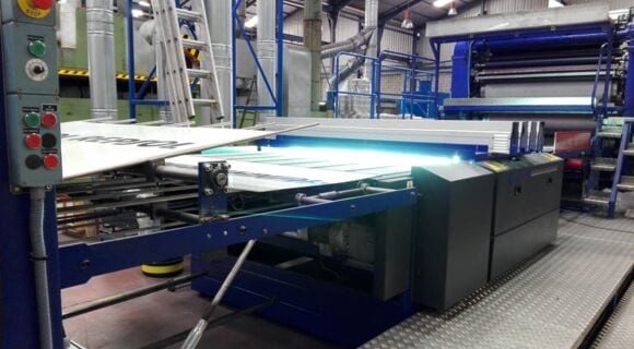 UV Dryers Metalcure - SCM Group