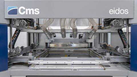 Thermoforming machine Cms eidos: the evolution of the species!