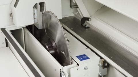 SCM beam saws, always ahead