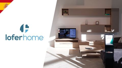 Loferhome, more than just a furniture manufacturer: specialists in custom-design