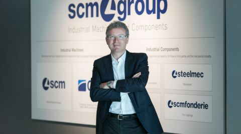 New Board of Directors at Scm Group