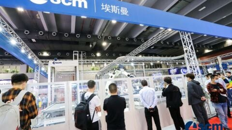 Interzum Guangzhou: SCM automation for top quality