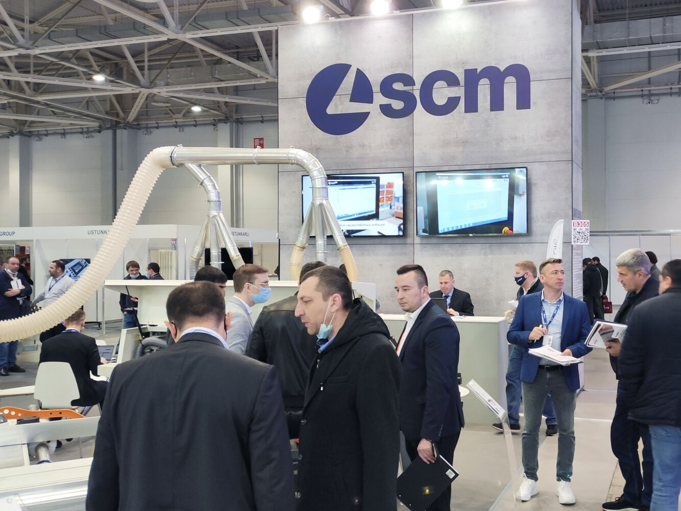 SCM at UMIDS 2021: impressive results and new projects with WorldSkills Russia for the professional assessment of woodworking specialists