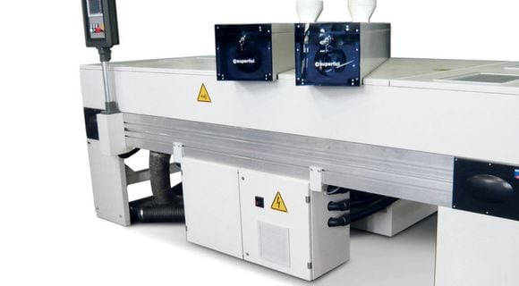 UV-Trockner Poliedra - SCM Group