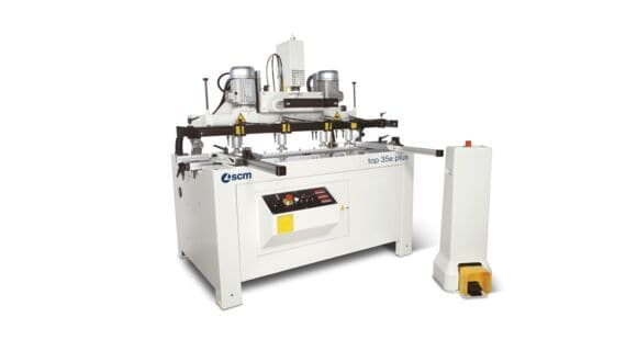 Semi-automatic Boring Machine Top Plus - SCM Group