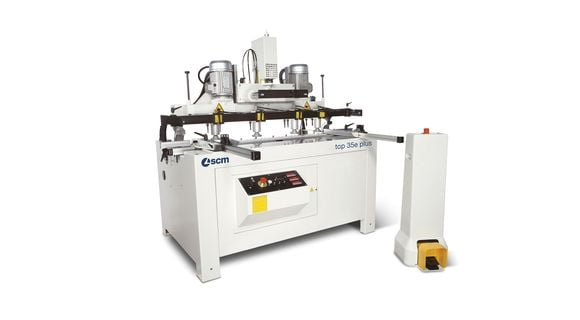 Foratrice semiautomatica Top Plus - SCM Group