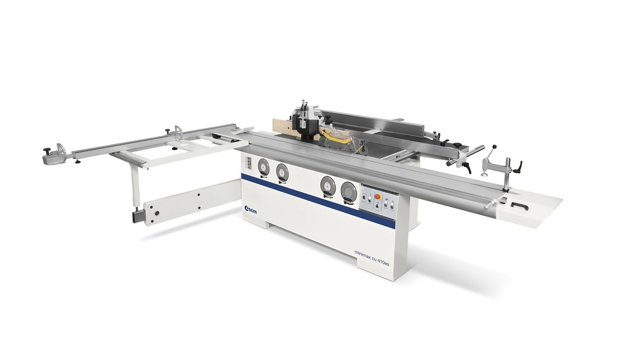 Joinery machines - Universal Combination Machines - minimax cu 410es