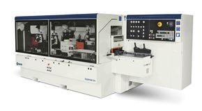 Automatic Throughfeed Moulder for Frames Superset TM - SCM Group