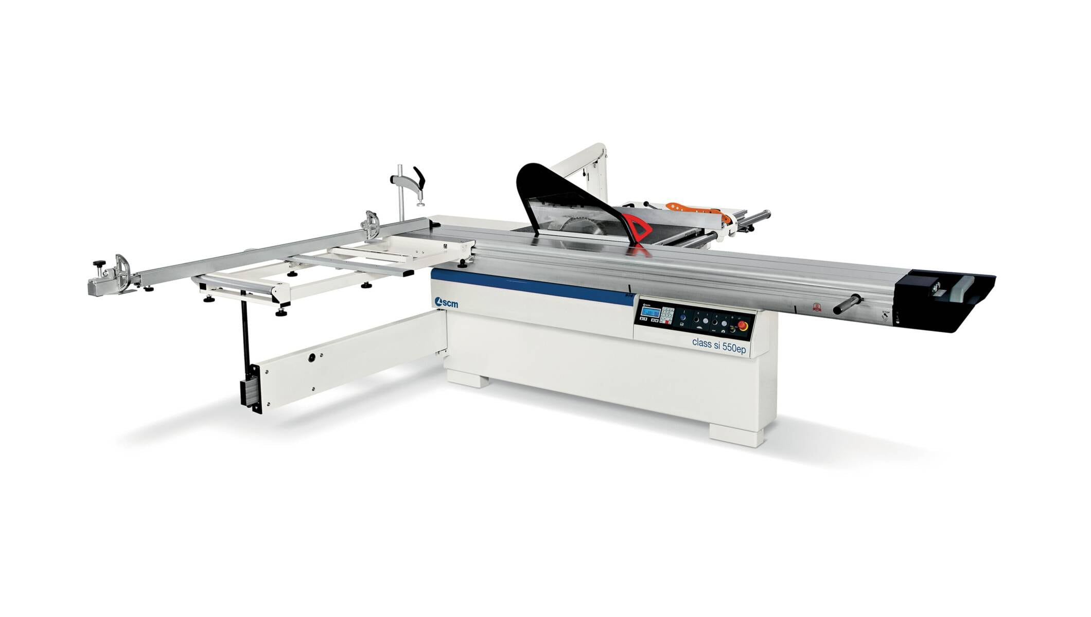 Joinery machines - Sliding table saws - class si 550ep