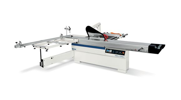 Sliding Table Saw for solid Wood Application Class Si 550EP - SCM