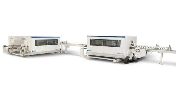 Profiling Machines for Parquet, Floor and Wood Celaschi TM - SCM Group