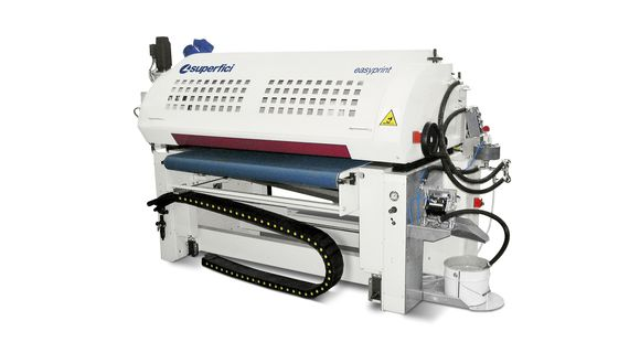 Druckmaschine Valtorta easy print - SCM Group