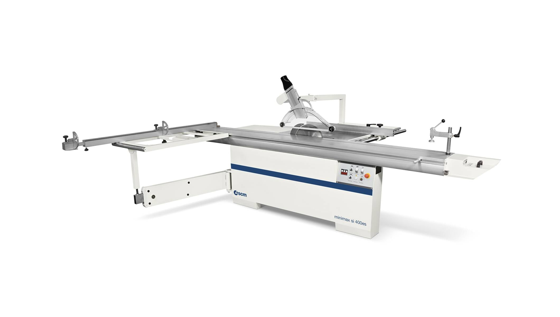 Joinery machines - Sliding table saws - minimax si 400es
