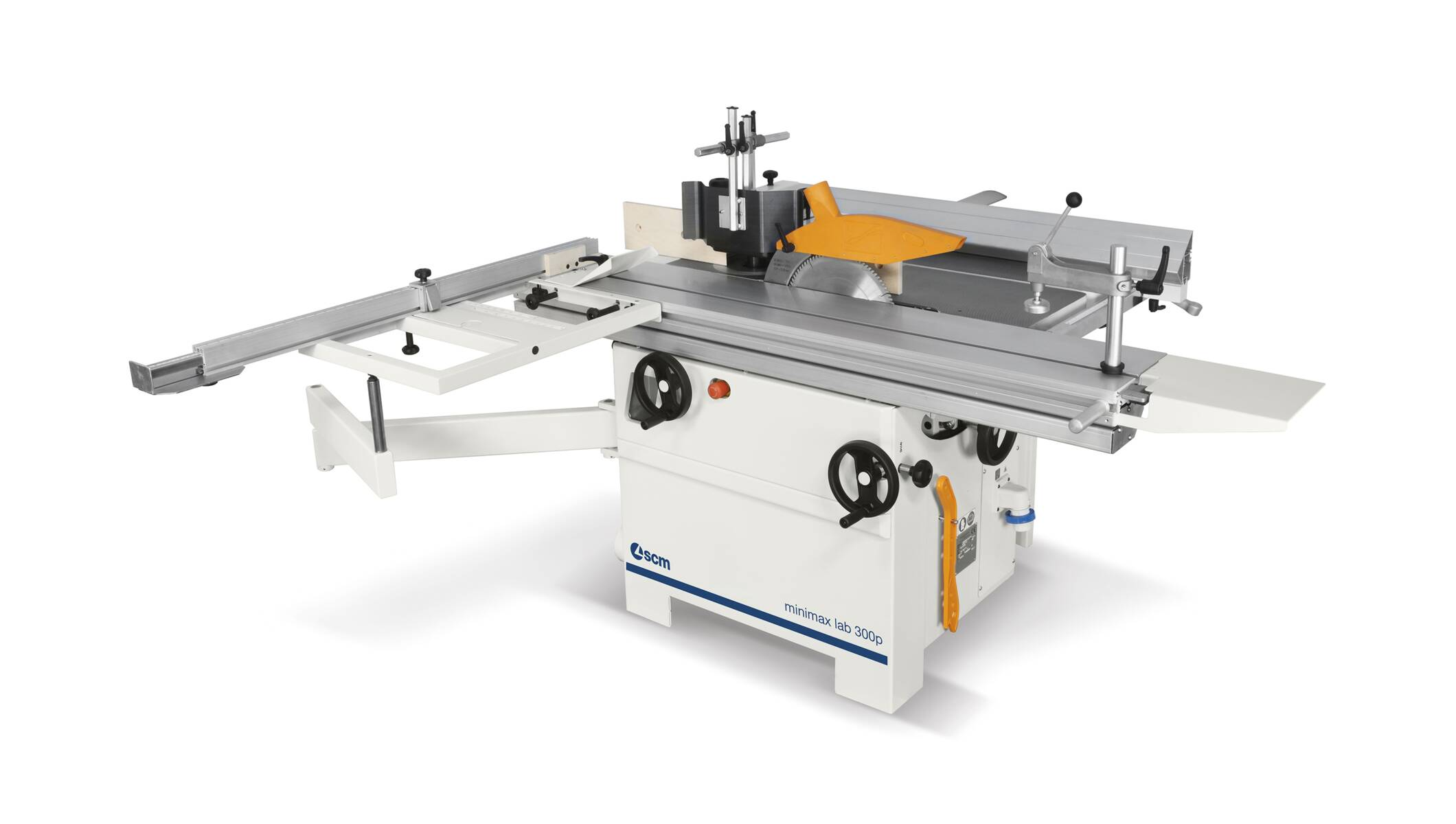 Joinery machines - Universal combination machines - minimax lab 300p