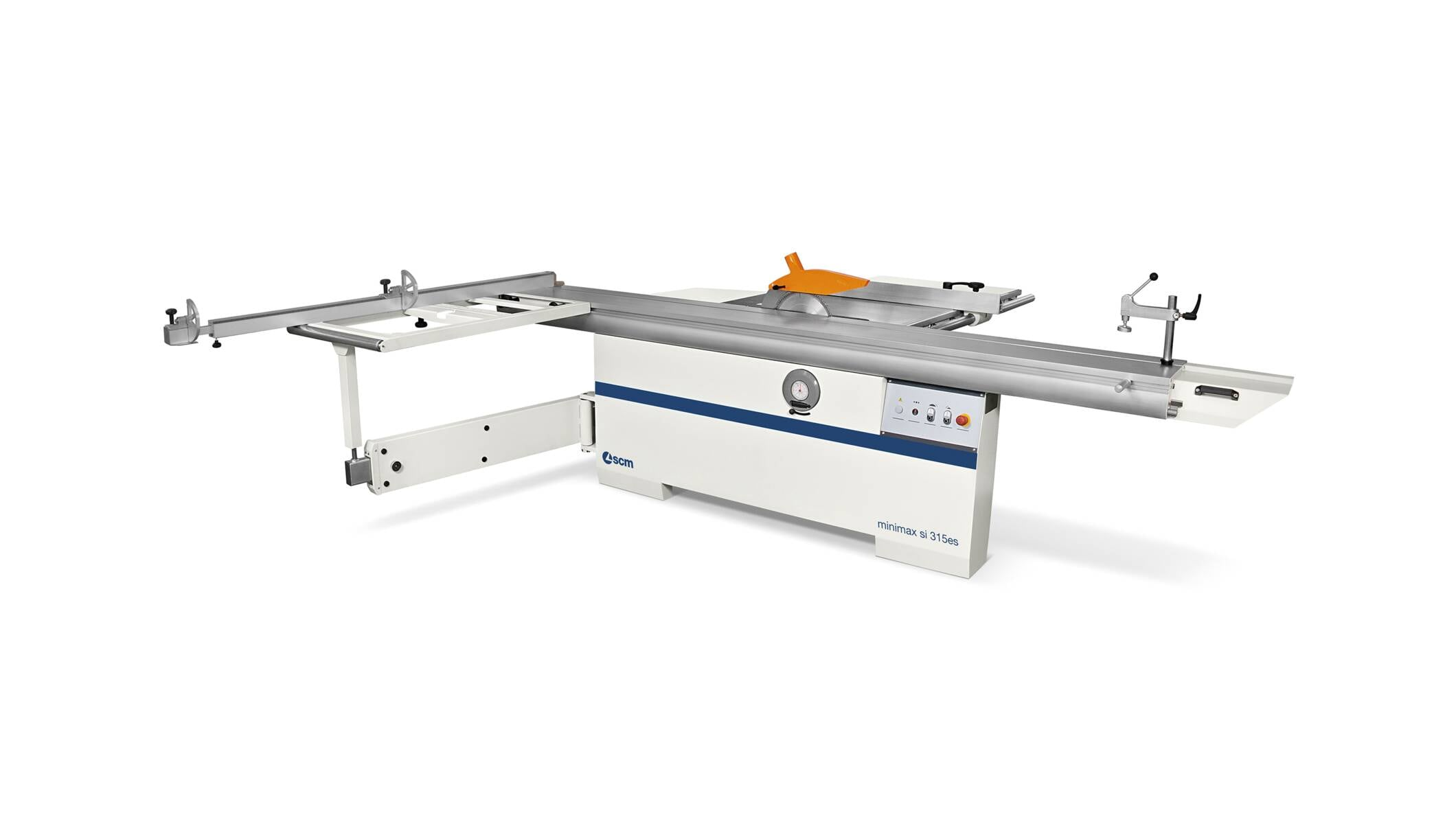 Joinery machines - Sliding table saws - minimax si 315es