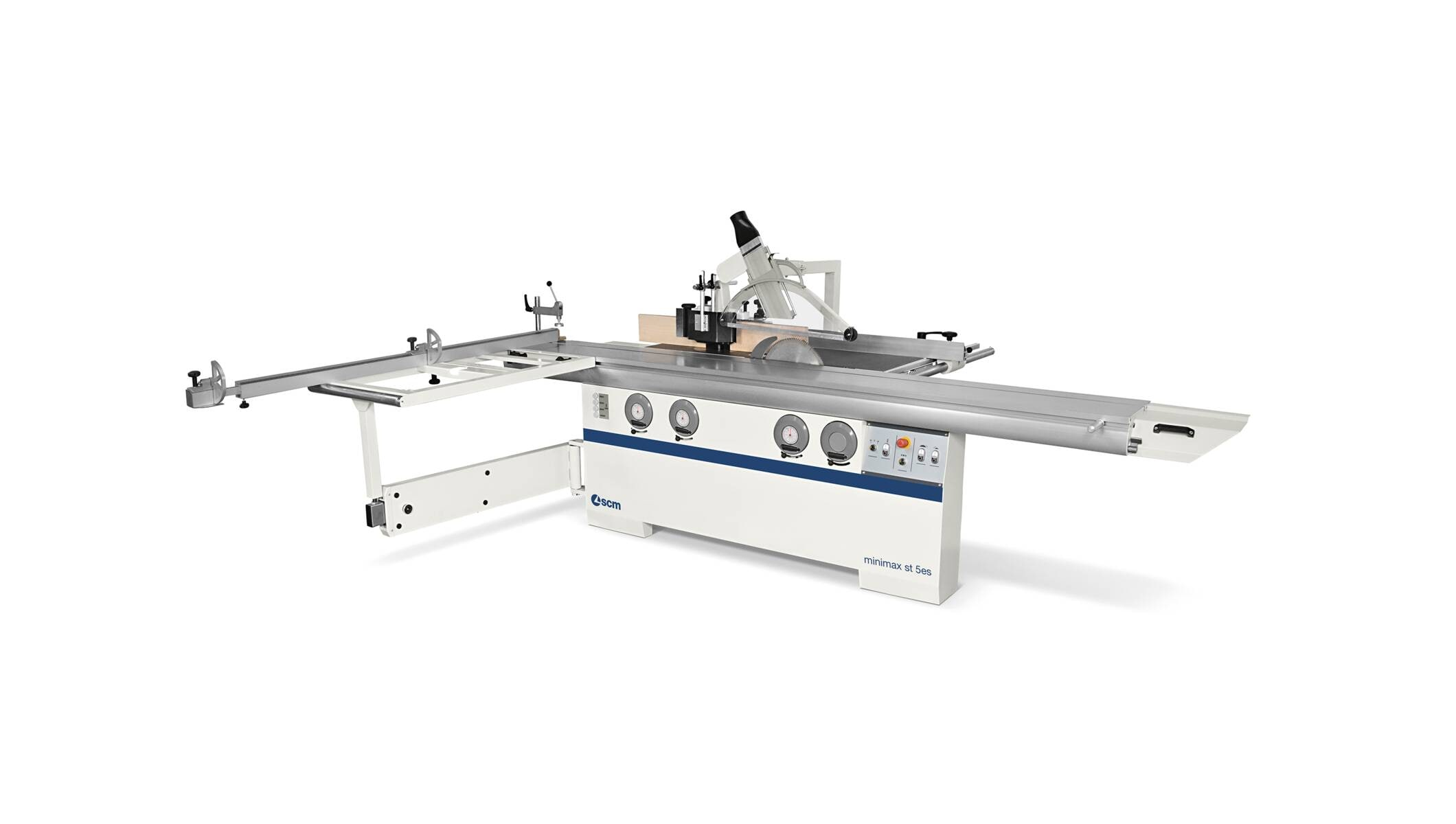 Joinery machines - Saw / shaper combination machines - minimax st 5es