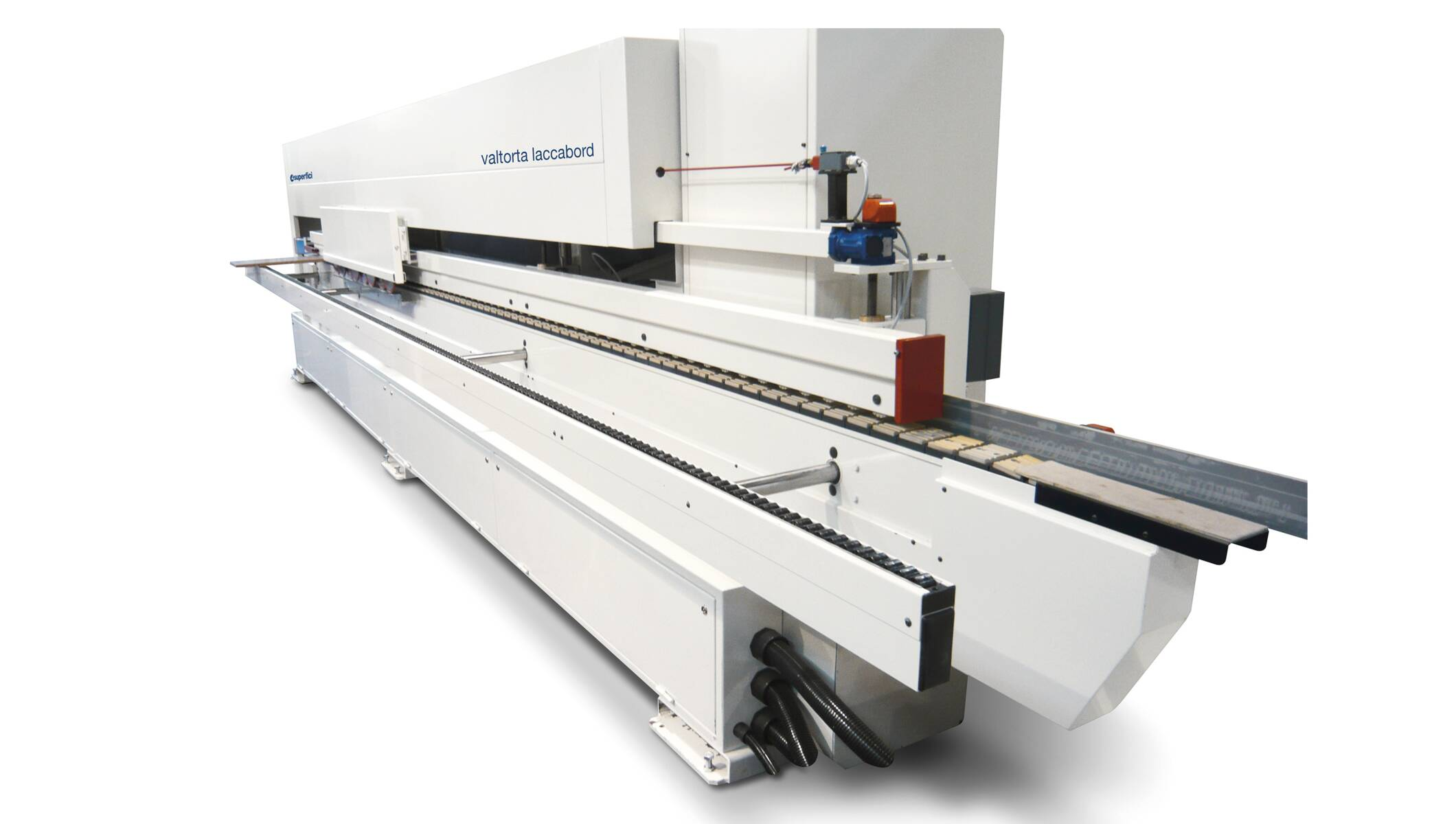 Finishing systems - Edge coating machines - laccabord