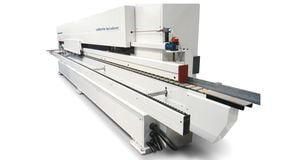 Edge Lacquering Coating Machine Laccabord - SCM Group