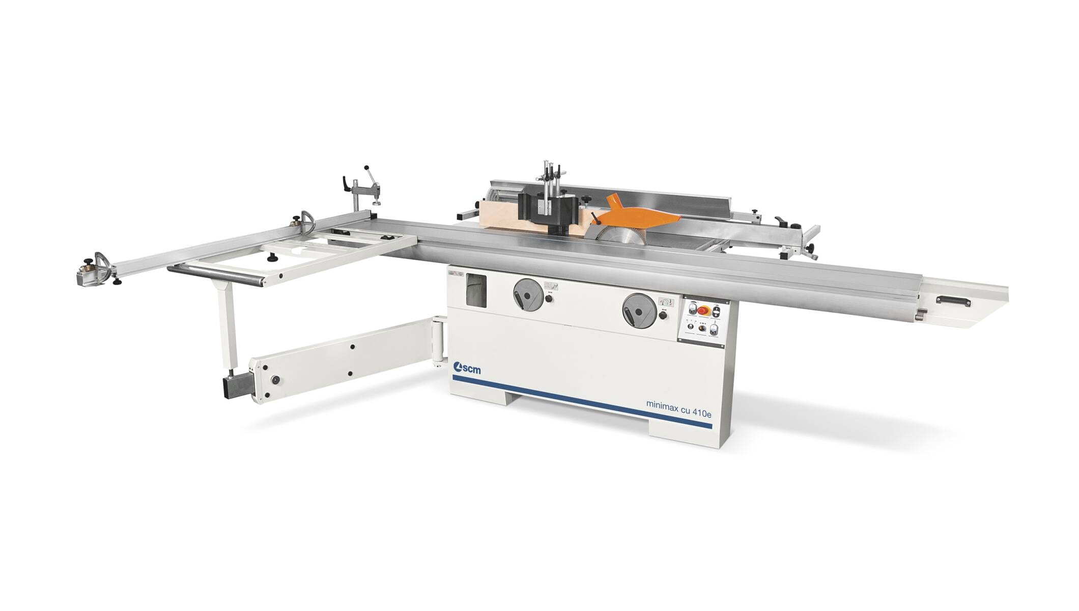 Joinery machines - Universal combination machines - minimax cu 410e