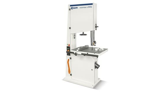 Vertical Band Saw Minimax - SCM Group
