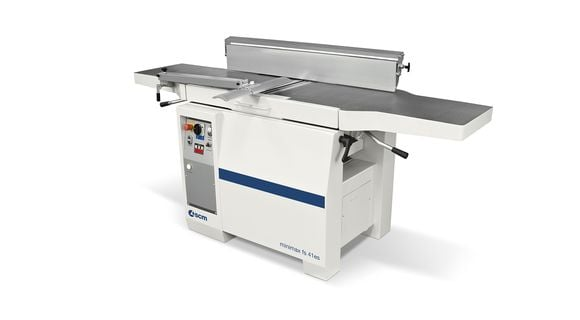 Professional Combined Planer-thicknesser Minimax FS 41ES - SCM Group