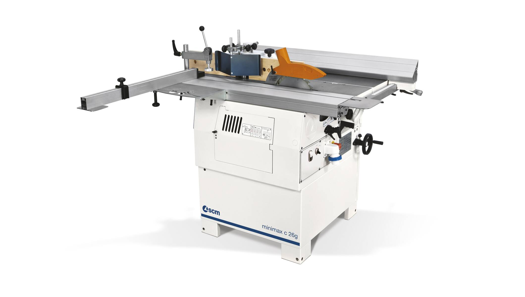 Standaard machines - Universele combinatiemachines - minimax c 26g