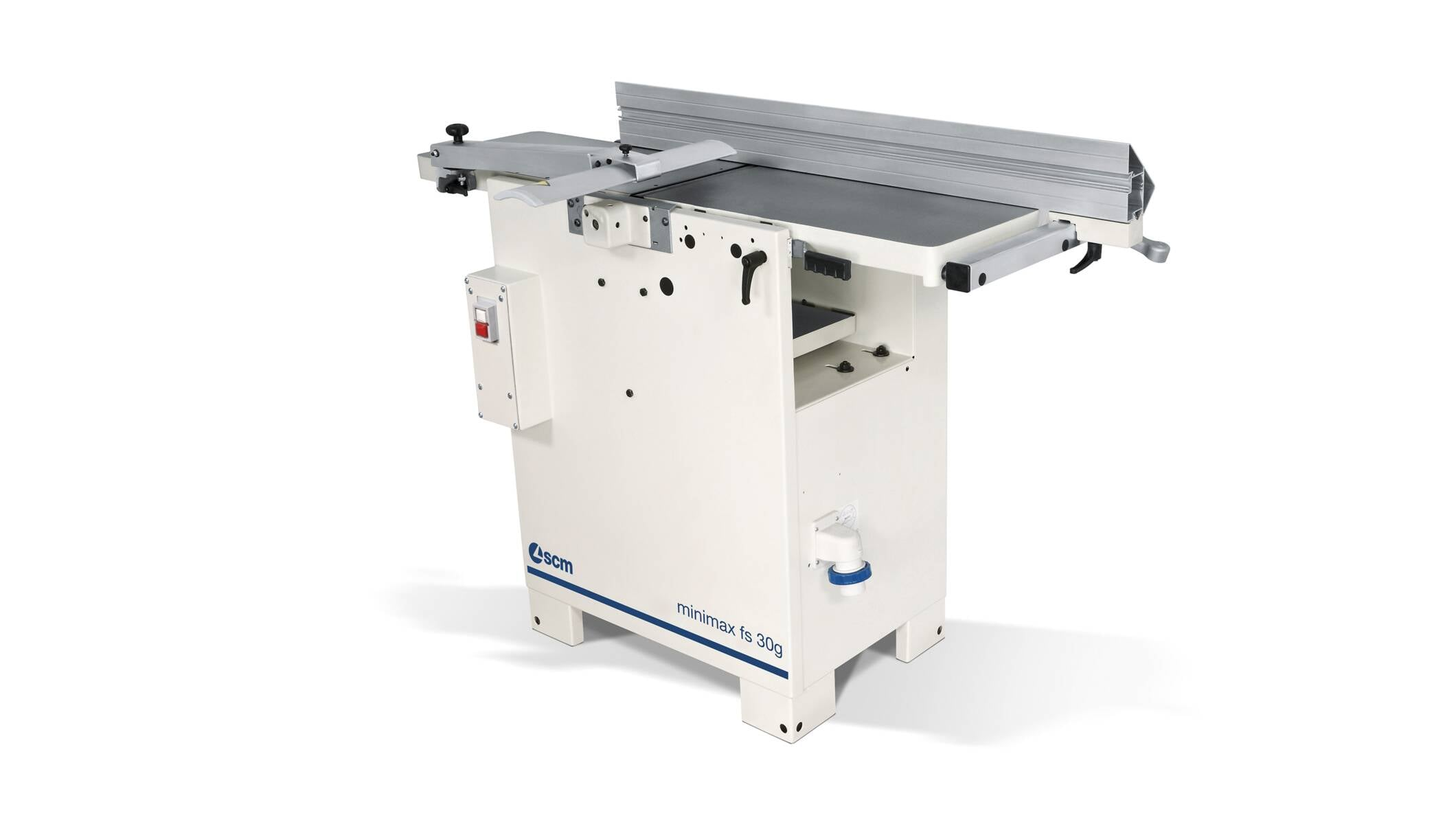 Joinery machines - Combined planer-thicknesser  - minimax fs 30g
