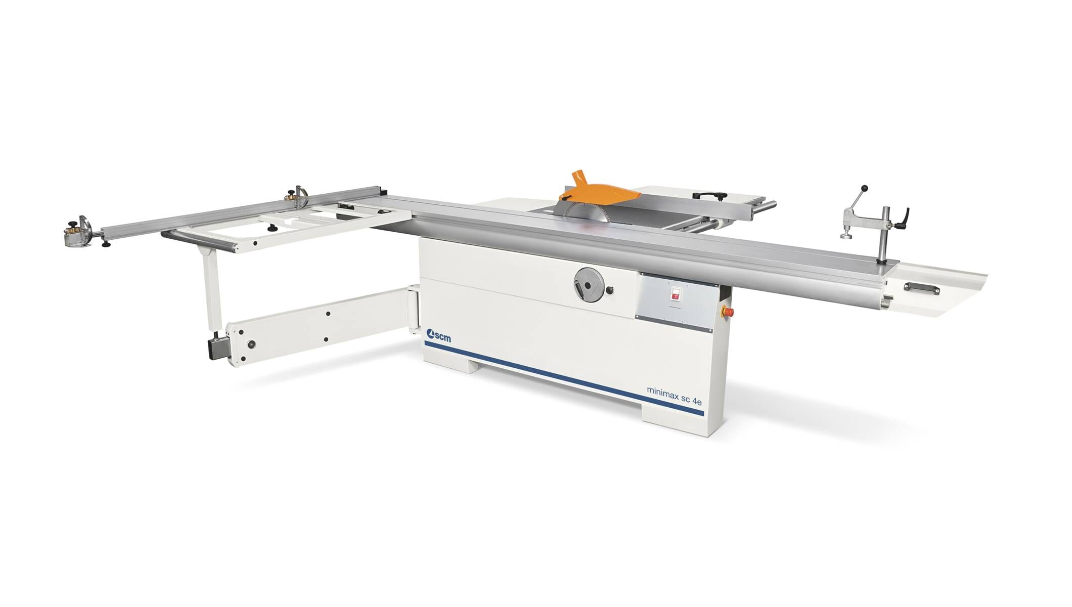 Joinery machines - Sliding table saws - minimax sc 4e