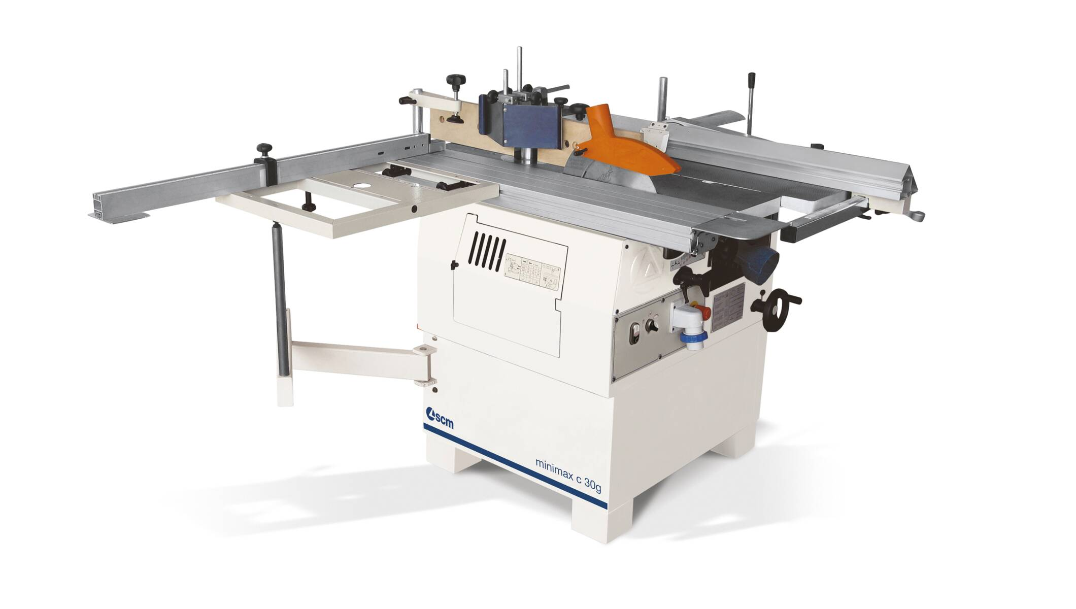 Joinery machines - Universal combination machines - minimax c 30g