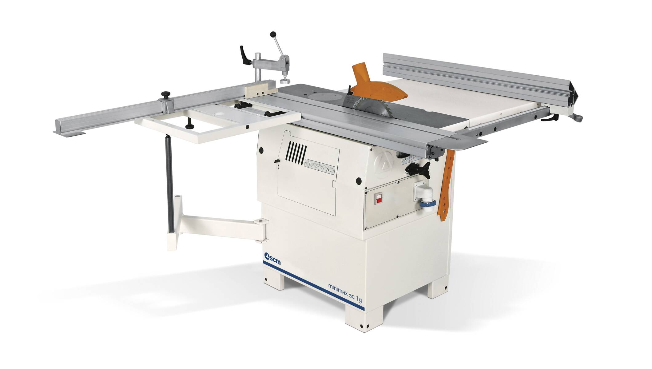 Joinery machines - Sliding table saws - minimax sc 1g