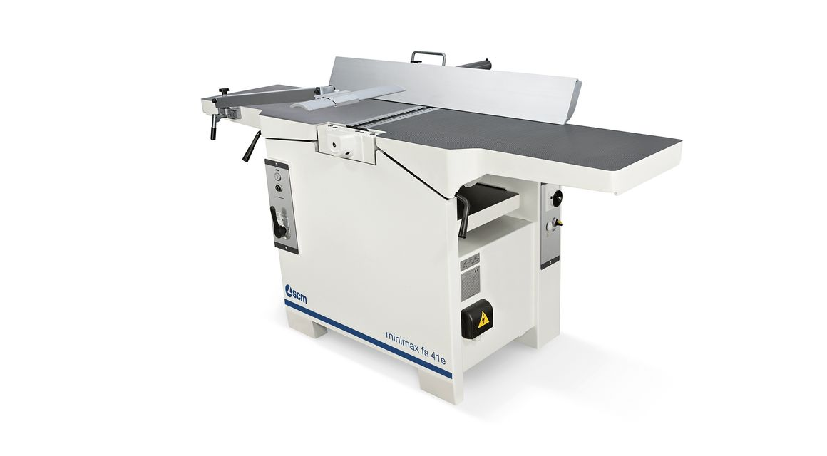 Professional Combined Planer-thicknesser Minimax FS 41E - SCM Group