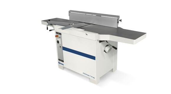 Surfacer Planer for Craftsmen Minimax F 41ES - SCM Group